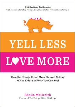 love more yell less